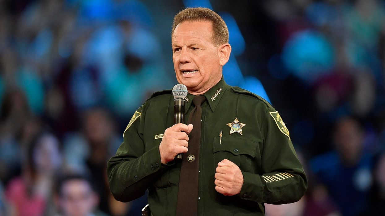Suspended Broward Sheriff Scott Israel should be reinstated, arbitrator finds