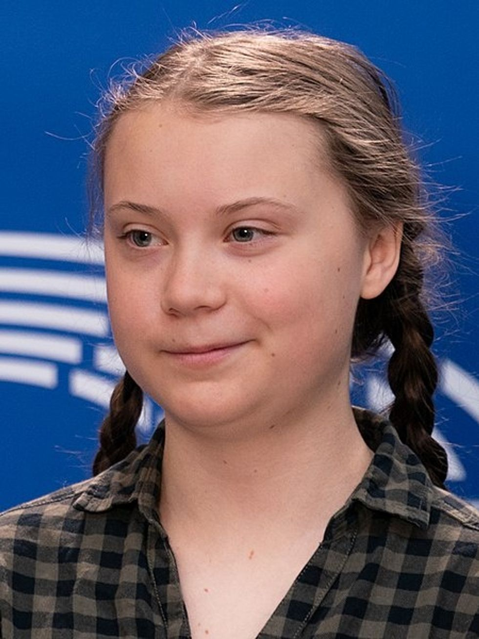 Why The Conservatives Hate Greta Thunberg