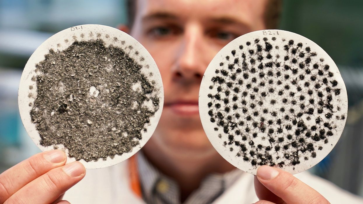 Delicate Wash Cycle Uses More Water and Releases 800,000 More Microplastics