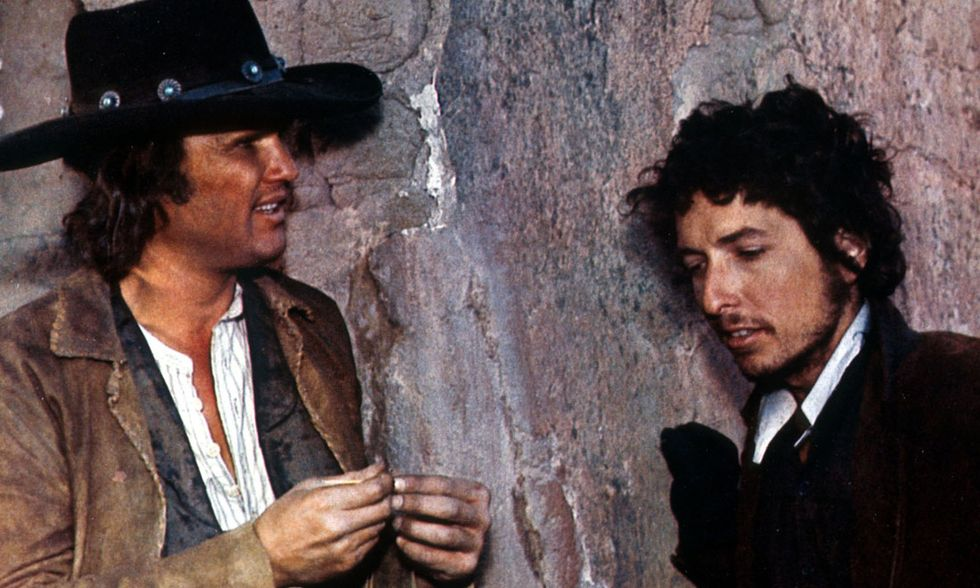 Kris Kristofferson e Bob Dylan
