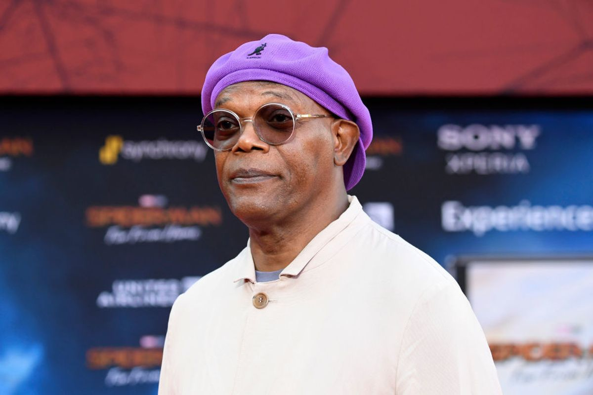 Samuel L. Jackson Can Now Yell At You in the Comfort of Your Home