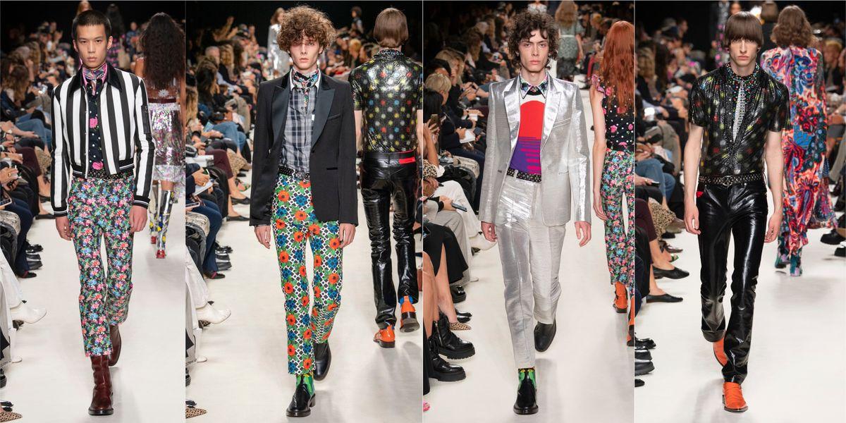 Paco Rabanne Introduced Menswear in Paris