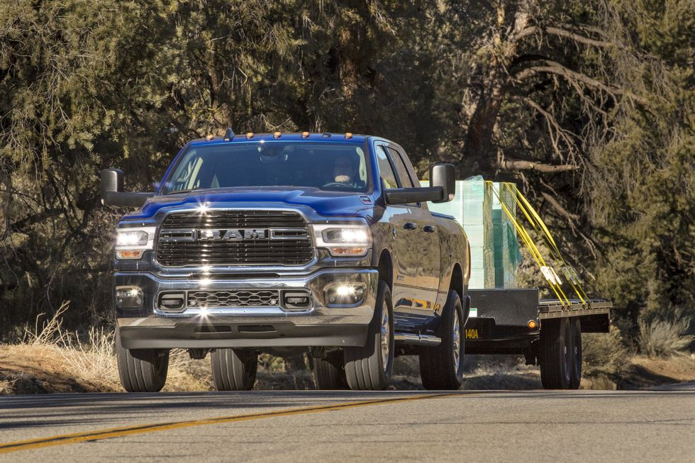 2020 Ram 2500 Heavy Duty Big Horn Mega Cab