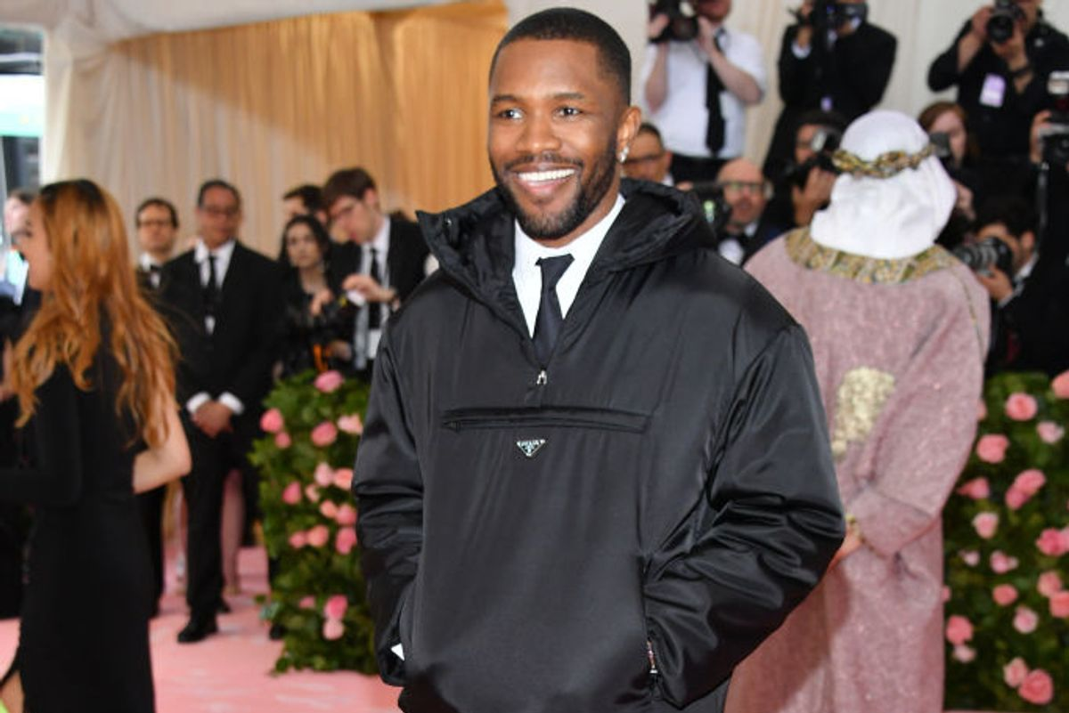 Frank Ocean Wrote the Intro of the New 'Moonlight' Book