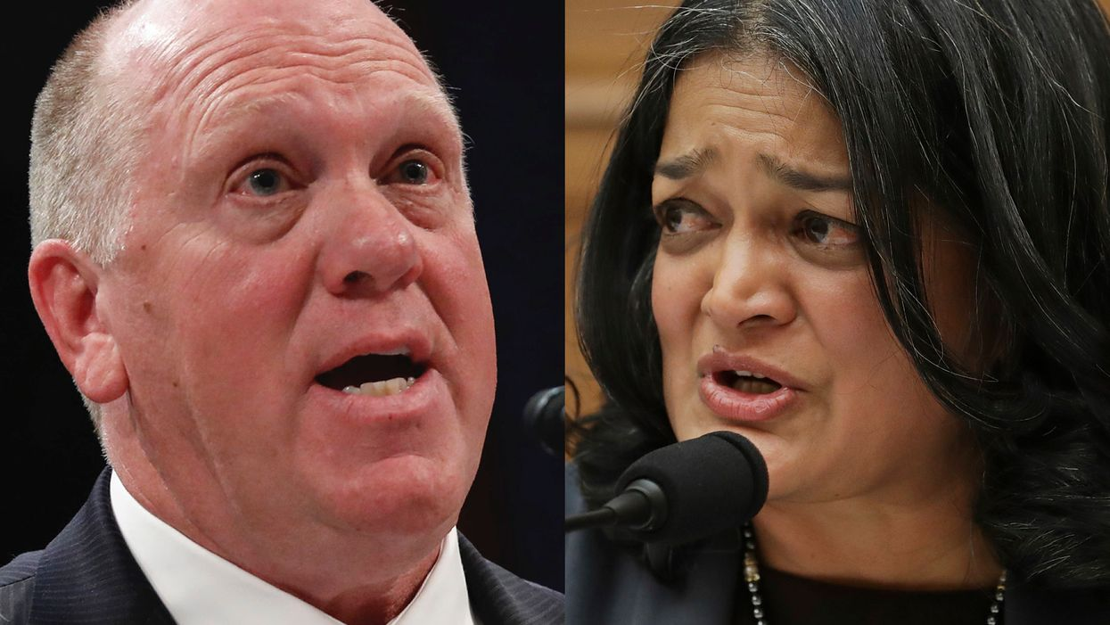 Ex-ICE director bulldozes through Democrats' talking points on immigration in fiery testimony