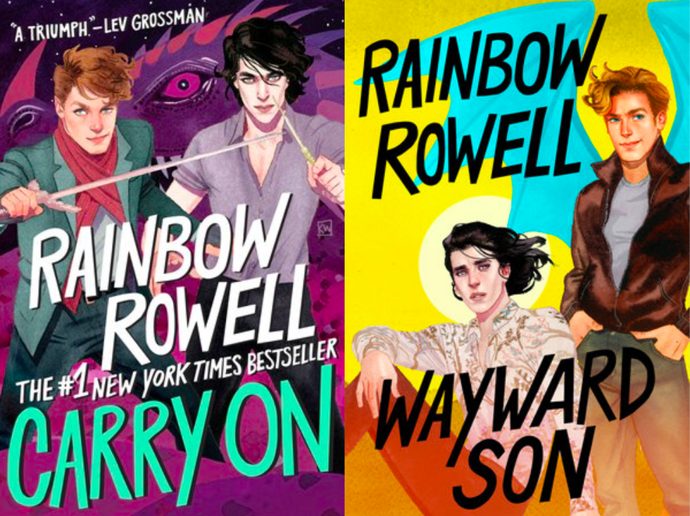 Review: Wayward Son By Rainbow Rowell