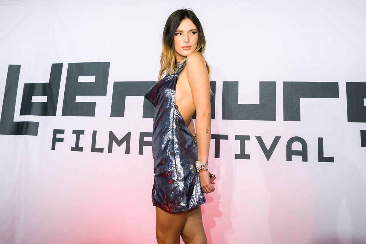 Bella Thorne Is an Award-Winning Porn Director