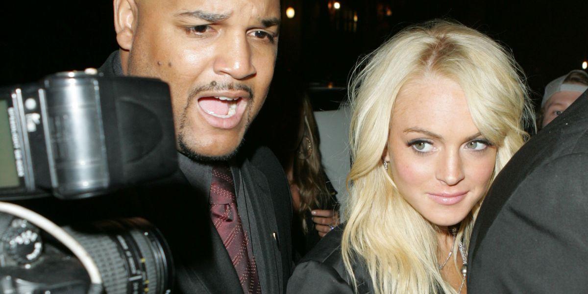 Lindsay Lohan's 2004 Bop 'Rumors' Opened Balmain Spring 2020