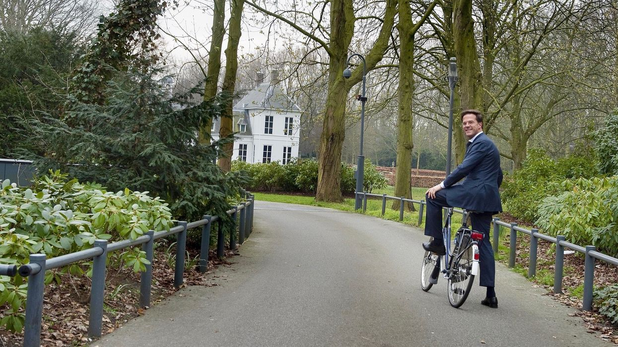 Why I Ride My Bike to Work, by the Prime Minister of the Netherlands