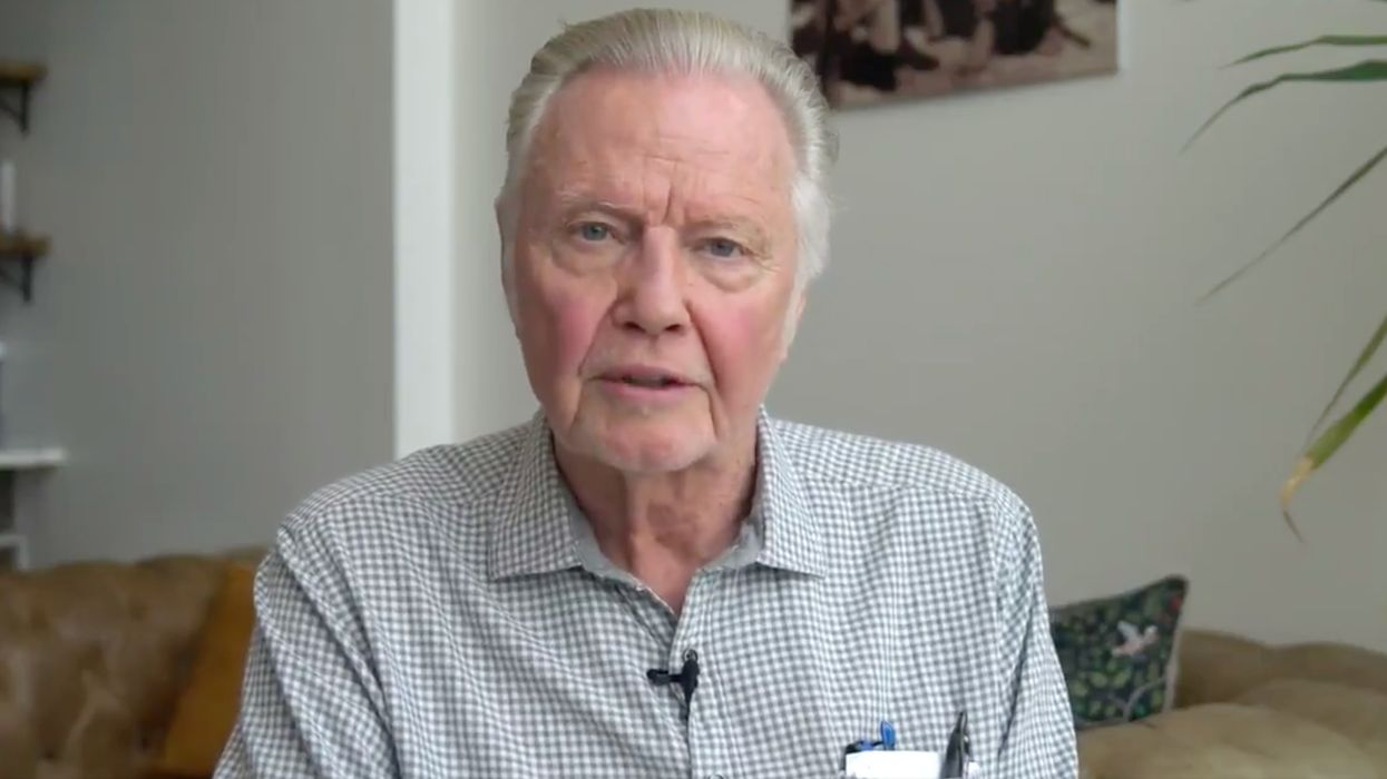 Jon Voight releases fiery video blasting impeachment inquiry: 'This is war'!