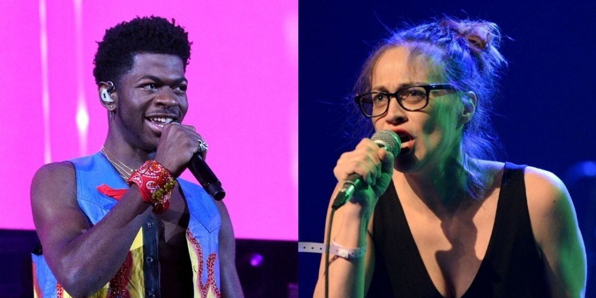 Lil Nas X Is So Cute Fiona Apple Can't Even Be Mad