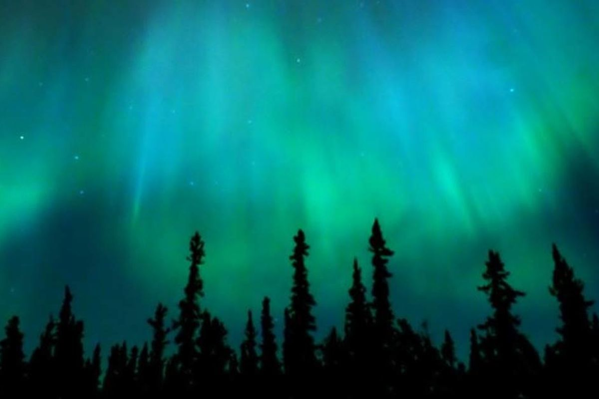 The northern lights will make a rare appearance in America this weekend. Here's how to see it.