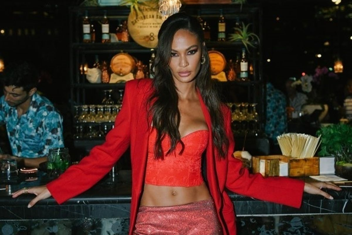 How Joan Smalls' Mixed Heritage Helped Her Modeling Career