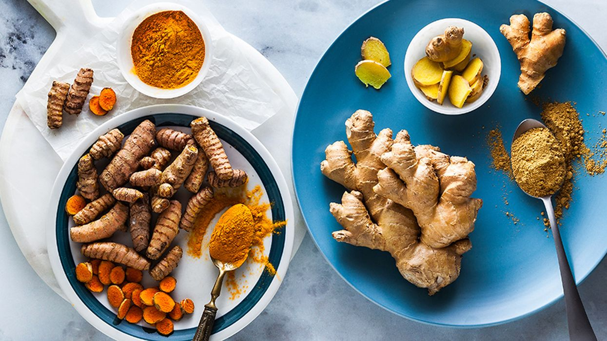 Can Ginger and Turmeric Help Fight Pain and Sickness?