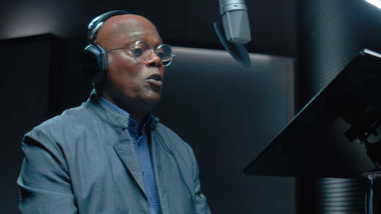 Samuel L. Jackson's voice coming to Alexa — users can choose to have him curse them out