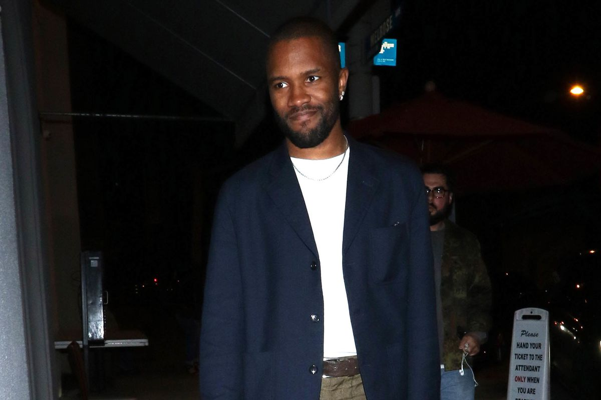Say G'bye to Vulnerable Frank Ocean