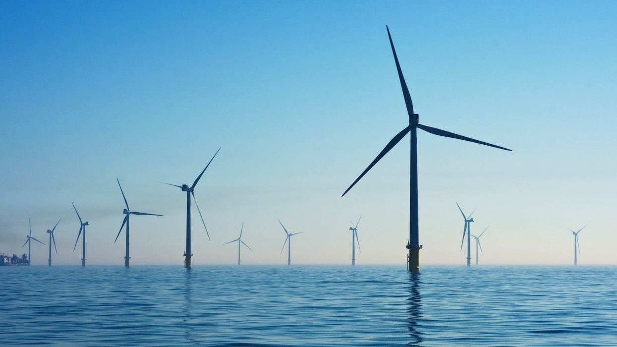 The world's largest offshore wind farm nears completion—it can power 1 million homes