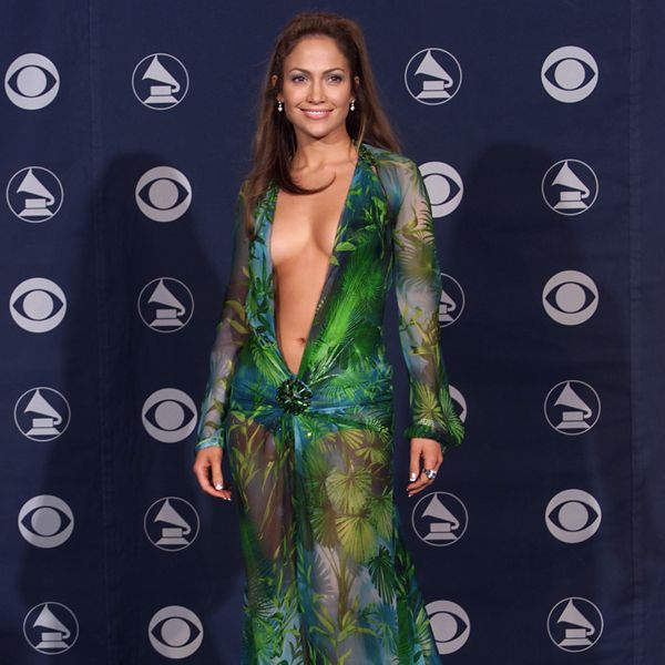 Jennifer Lopez's Iconic Grammys Gown Is on Sale