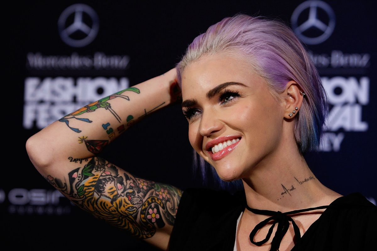 Ruby Rose Opens Up About Emergency Spinal Surgery