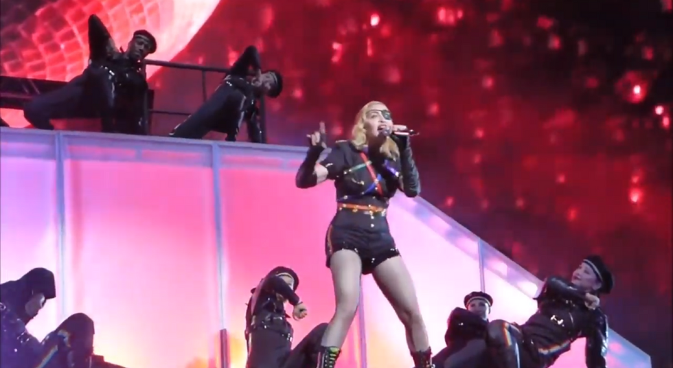 Madonna Brings Hits And Misses To BAM With Her Madame X Tour