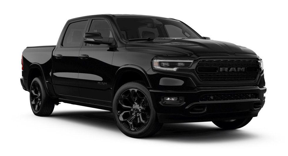 2020 Ram 1500 Limited Black Edition