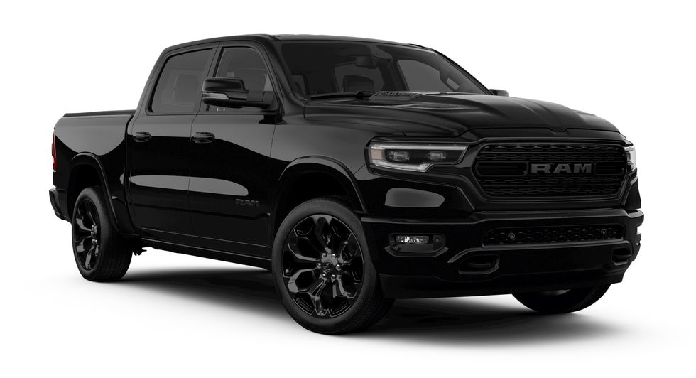 2020 Ram 1500 Limited Black Edition