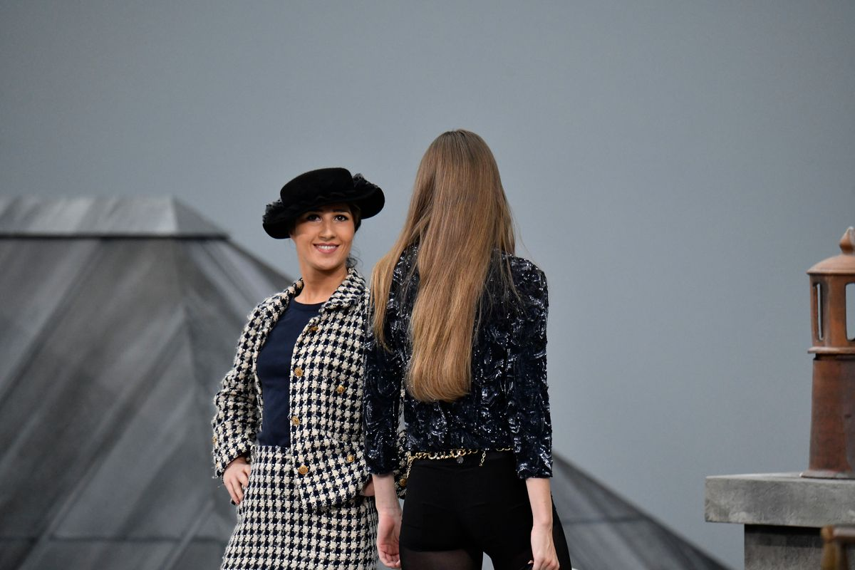 Meet the Prankster Who Crashed Chanel's Runway Show