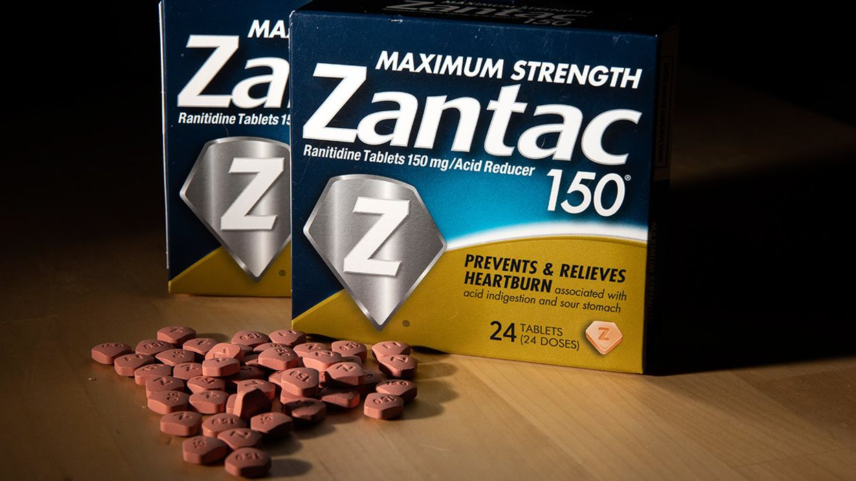 CVS and Walgreens Stop Selling Zantac After Cancer-Causing Chemical Detected