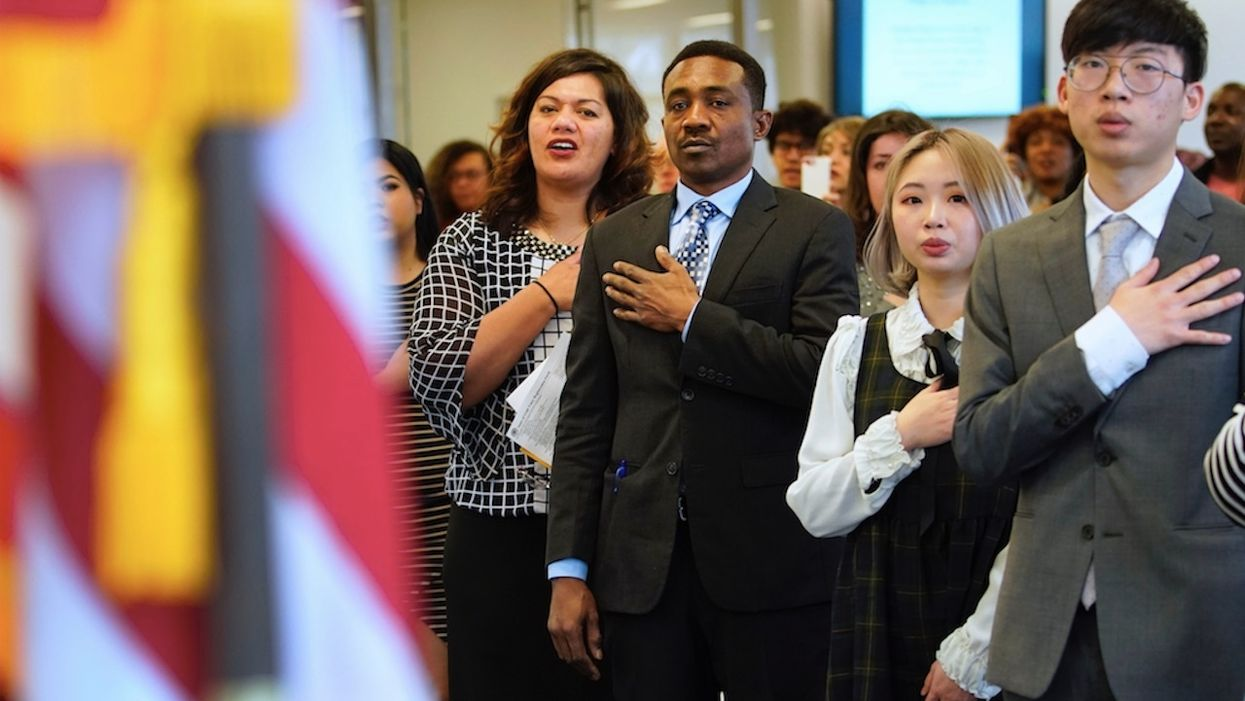 Student leaders at major college remove Pledge of Allegiance from meetings so group can be 'more inclusive body'