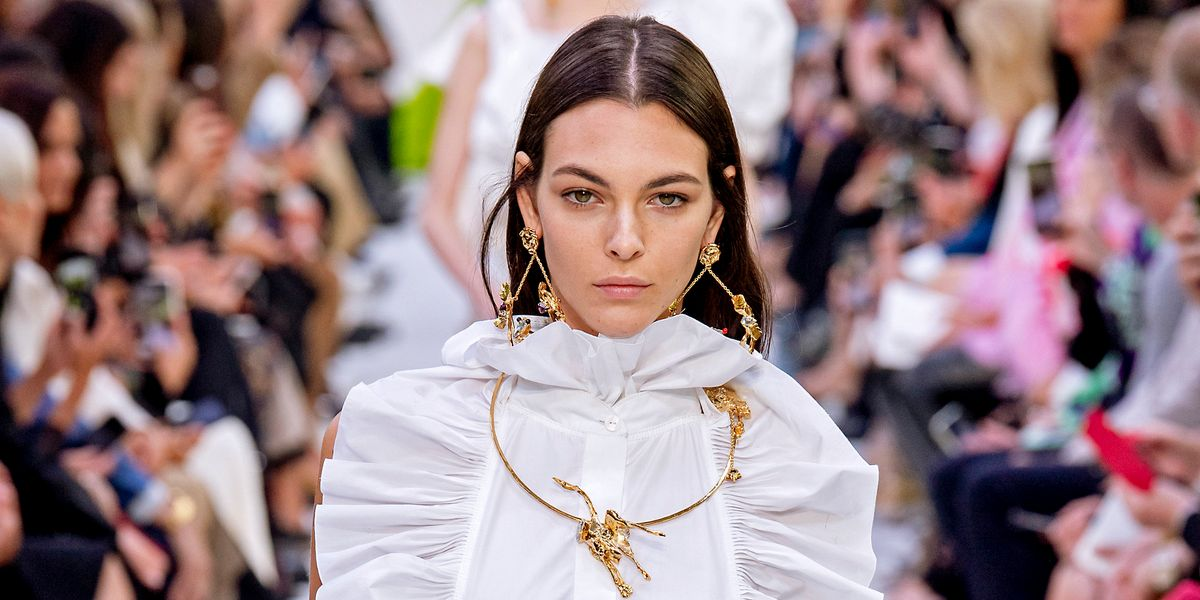 Valentino Brings Couture Ideas to Wearable Clothes