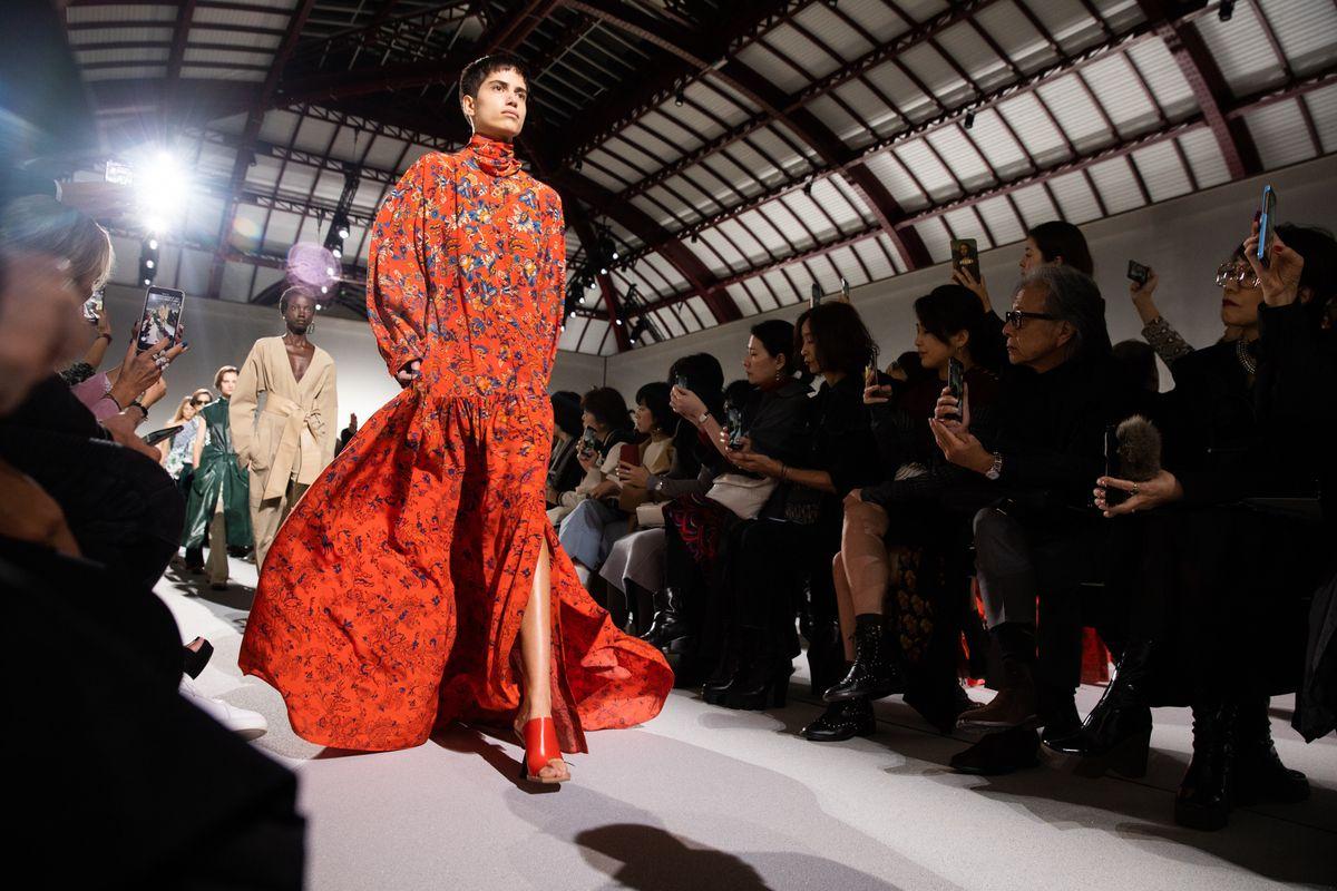 New York Meets Paris at Givenchy