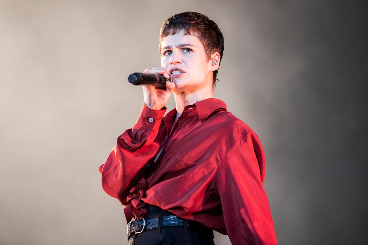 Christine and the Queens on Taylor Swift's 'You Need to Calm Down'