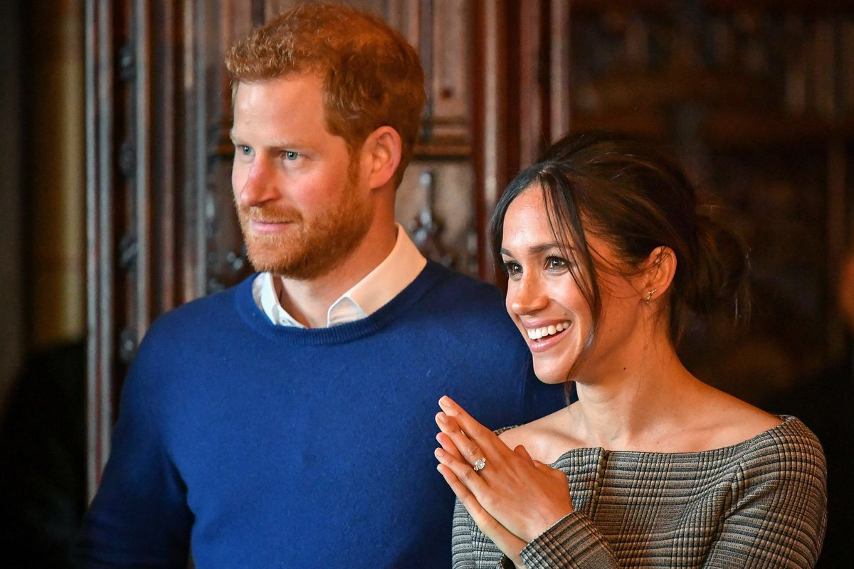 Prince Harry Condemns the UK Tabloids' Treatment of Meghan Markle
