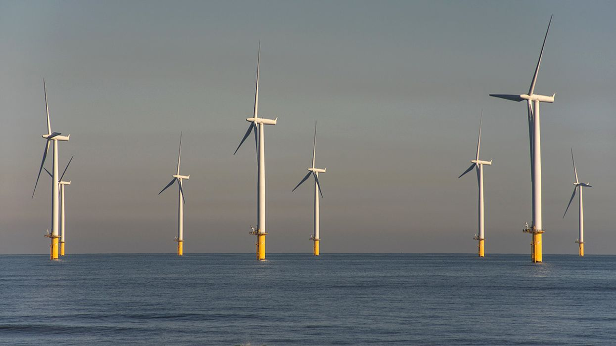 World's Largest Wind Turbines to Power 16,000 Homes Each