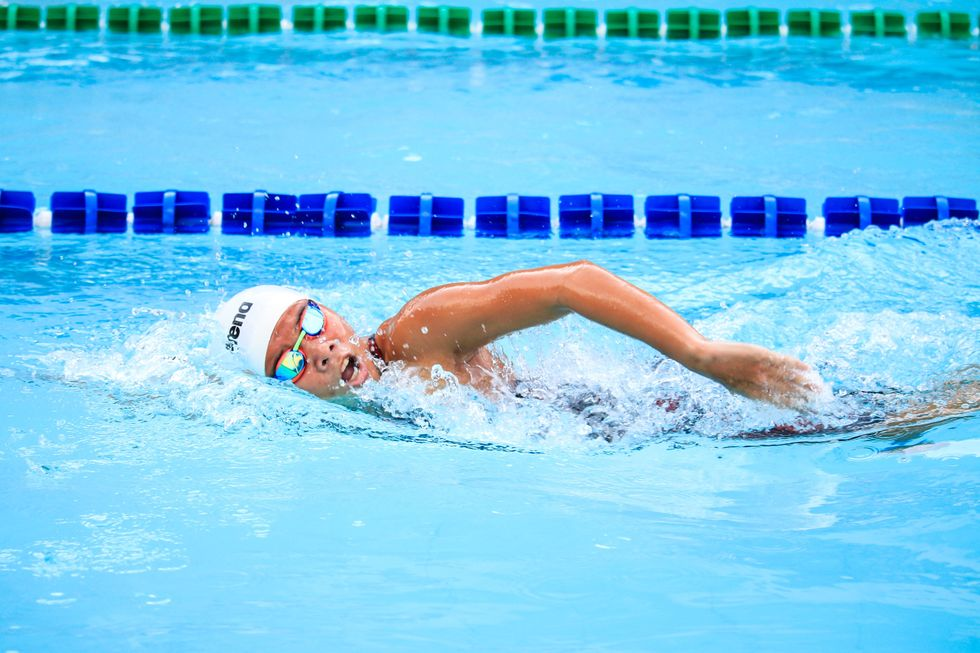 A Black Female High School Swimmer Was DQ'ed In A Way That Would Never Happen To A Man