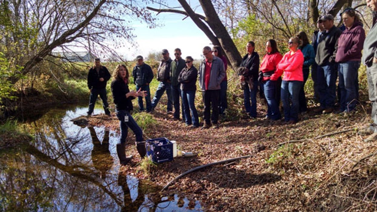 Water Utility Collaborates With Farmers to Clean up Pollution