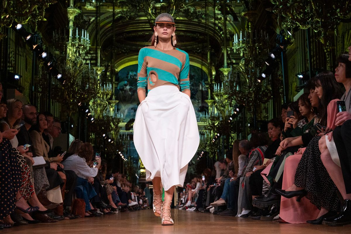 Stella McCartney Showed Her Most Sustainable Collection Yet