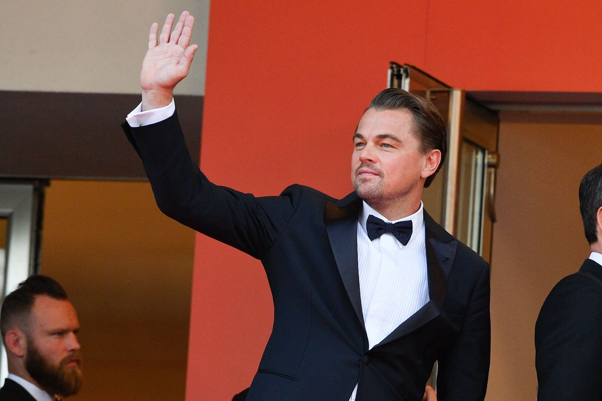 Guess Which Iconic Artist's New Muse Is Leonardo DiCaprio​