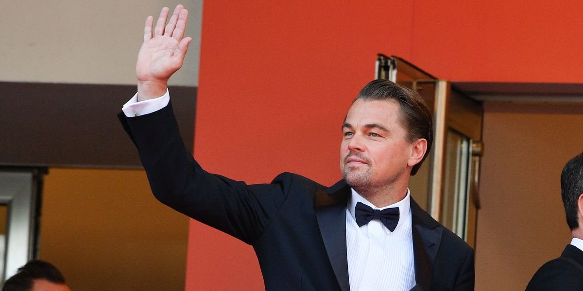 Guess Which Iconic Artist's New Muse Is Leonardo DiCaprio