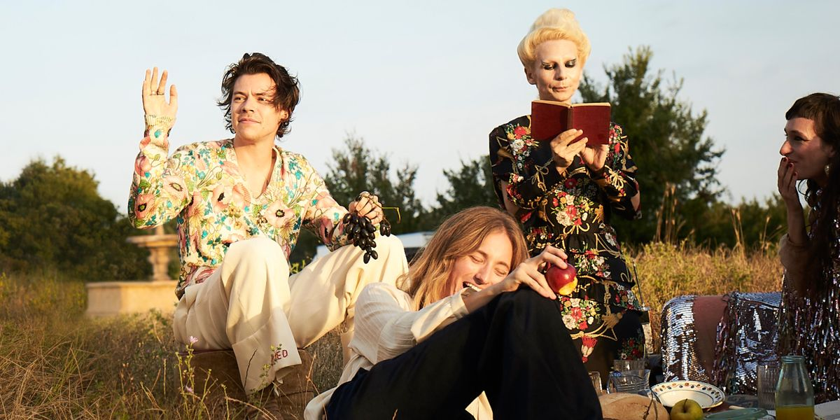 Harris Reed on Working With Harry Styles and Pushing for Gender Fluidity