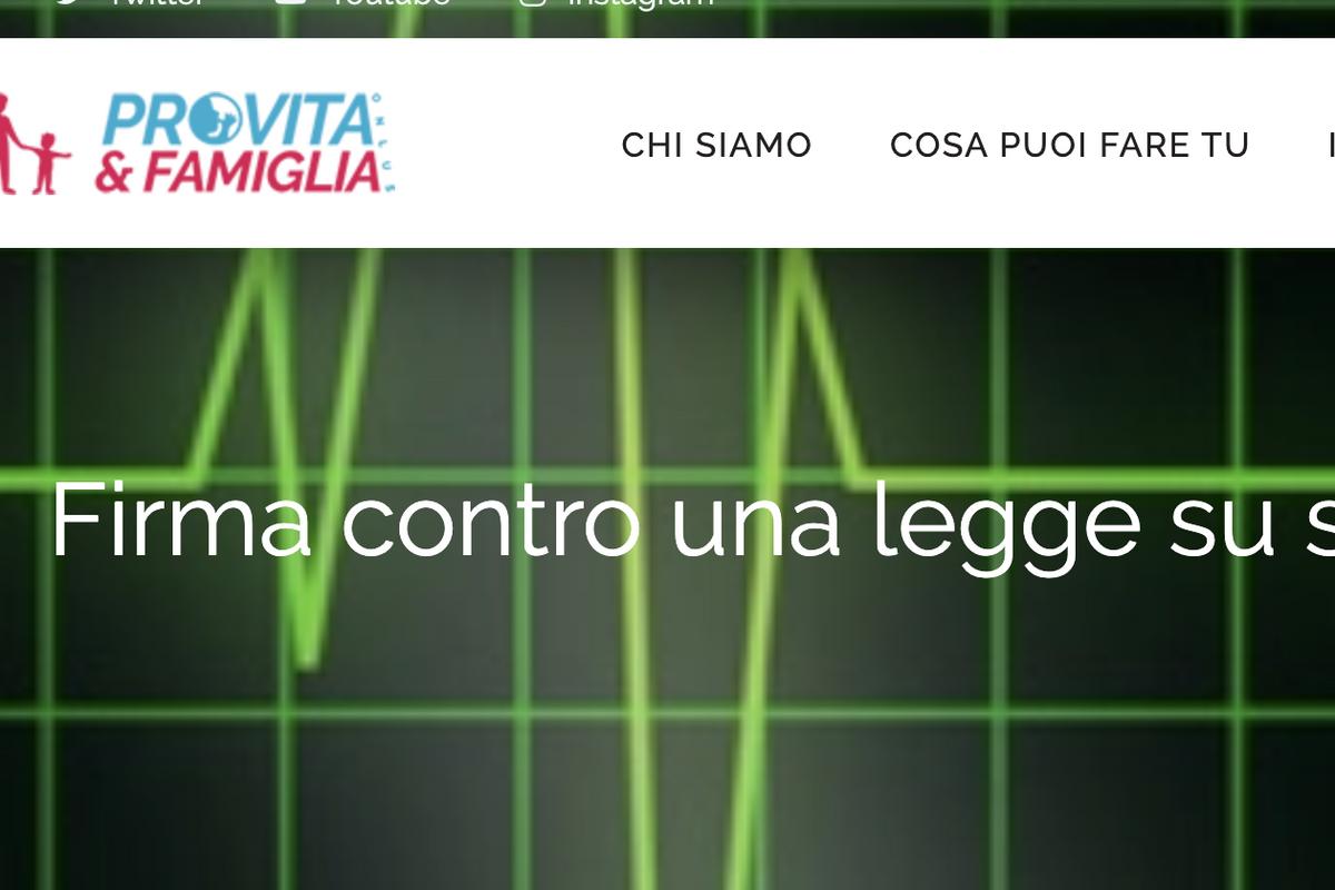Eutanasia selvaggia, Brandi e Coghe: «L'Italia già verso il primato degli abusi»