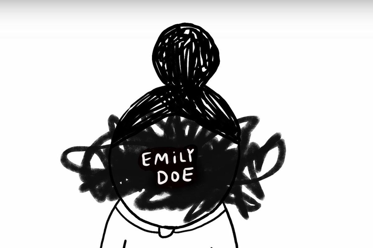 Chanel Miller's animated short shows exactly what sexual assault survivors go through