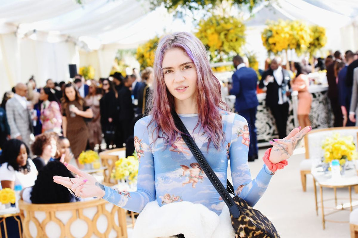 What Is Grimes' Mysterious BIO-HAQUE Event?