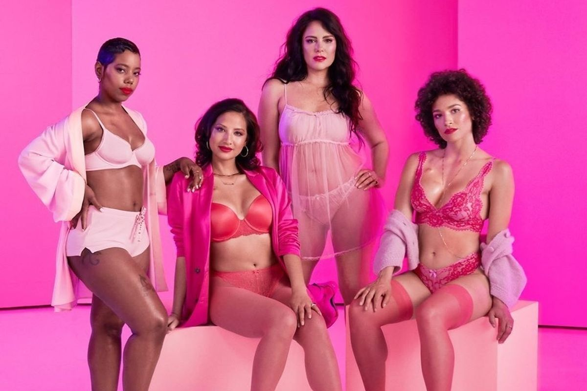 Rihanna Launches Collection to Raise Breast Cancer Awareness