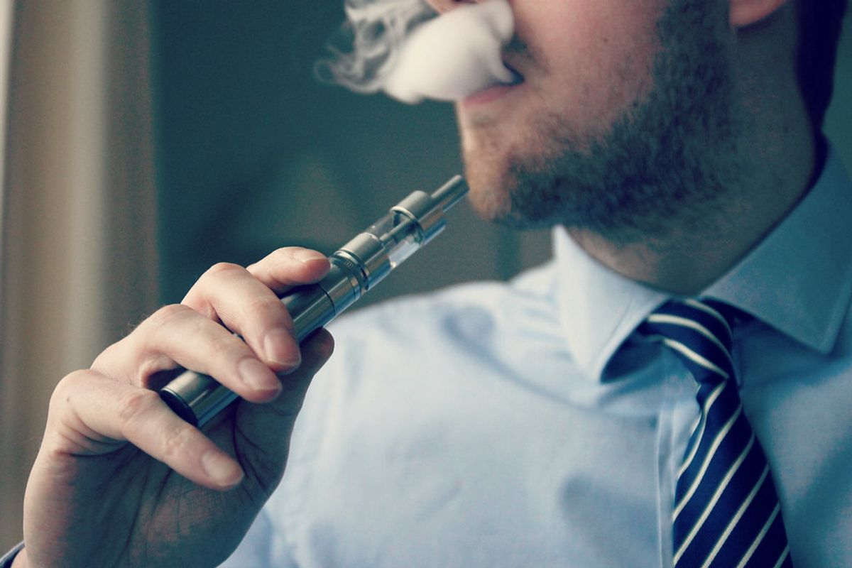 Scientists think they know why vaping is killing people