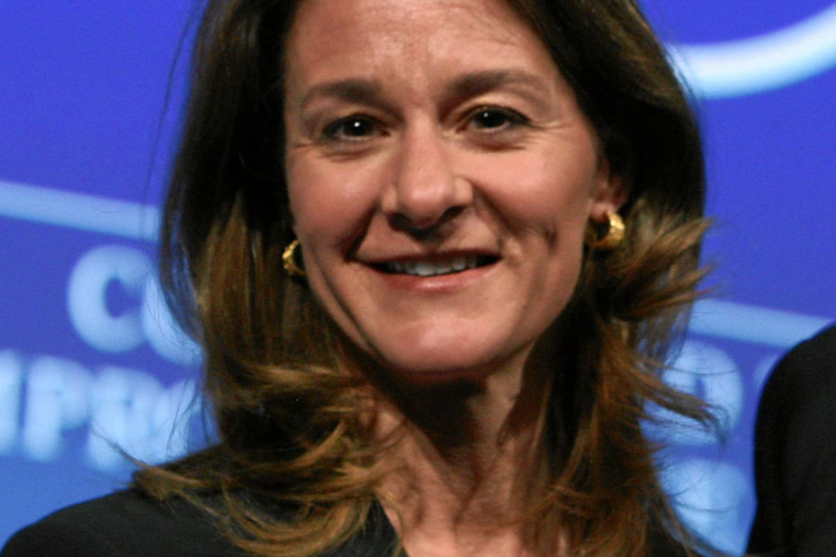 Melinda Gates wants to see more women in power and she's pledging $1 billion to make it happen