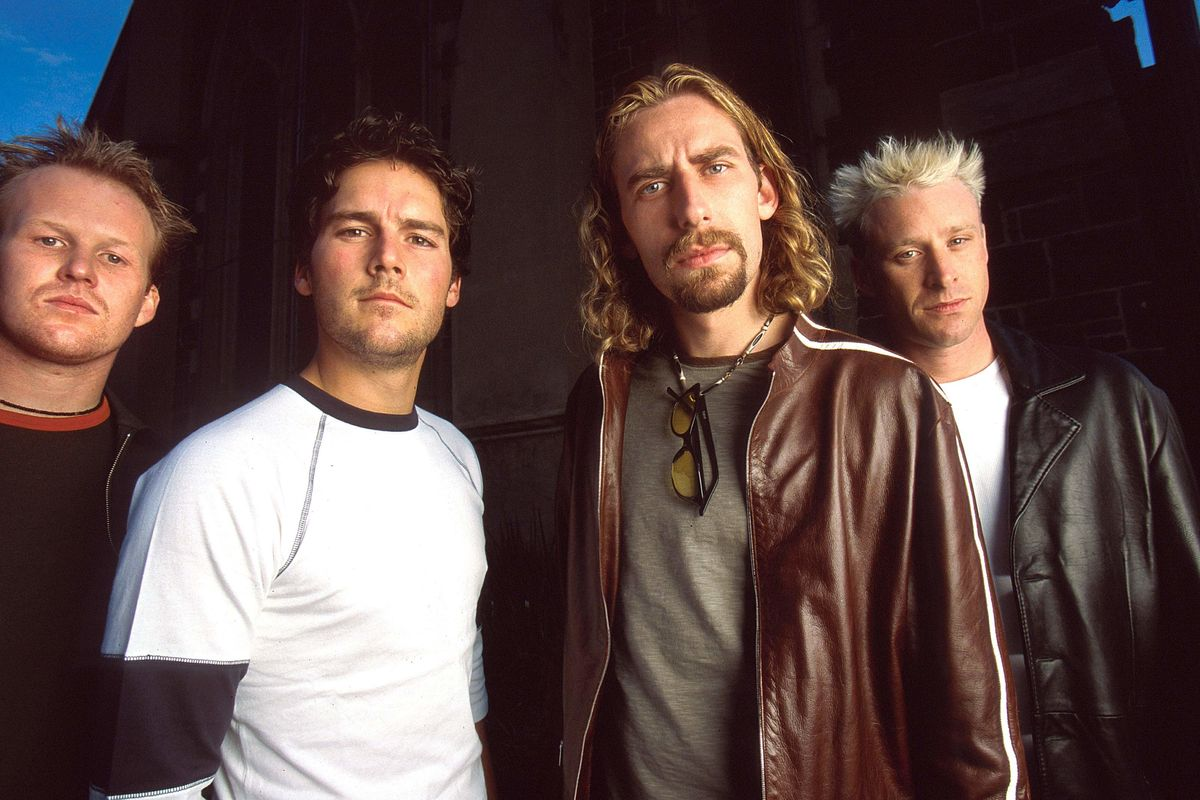 Trump Supporters Are Now Attacking Nickelback