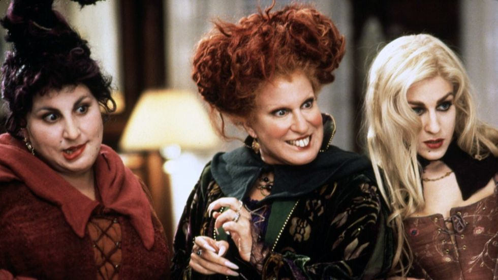 Parking On College Campuses, As Told By 'Hocus Pocus' Characters That Will Have You Saying 'Amuck, Amuck, Amuck!'