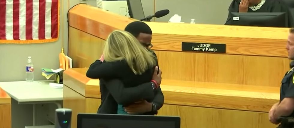When I Watched Brandt Jean Forgive His Brother's Killer, I Saw What True Grace Looks Like