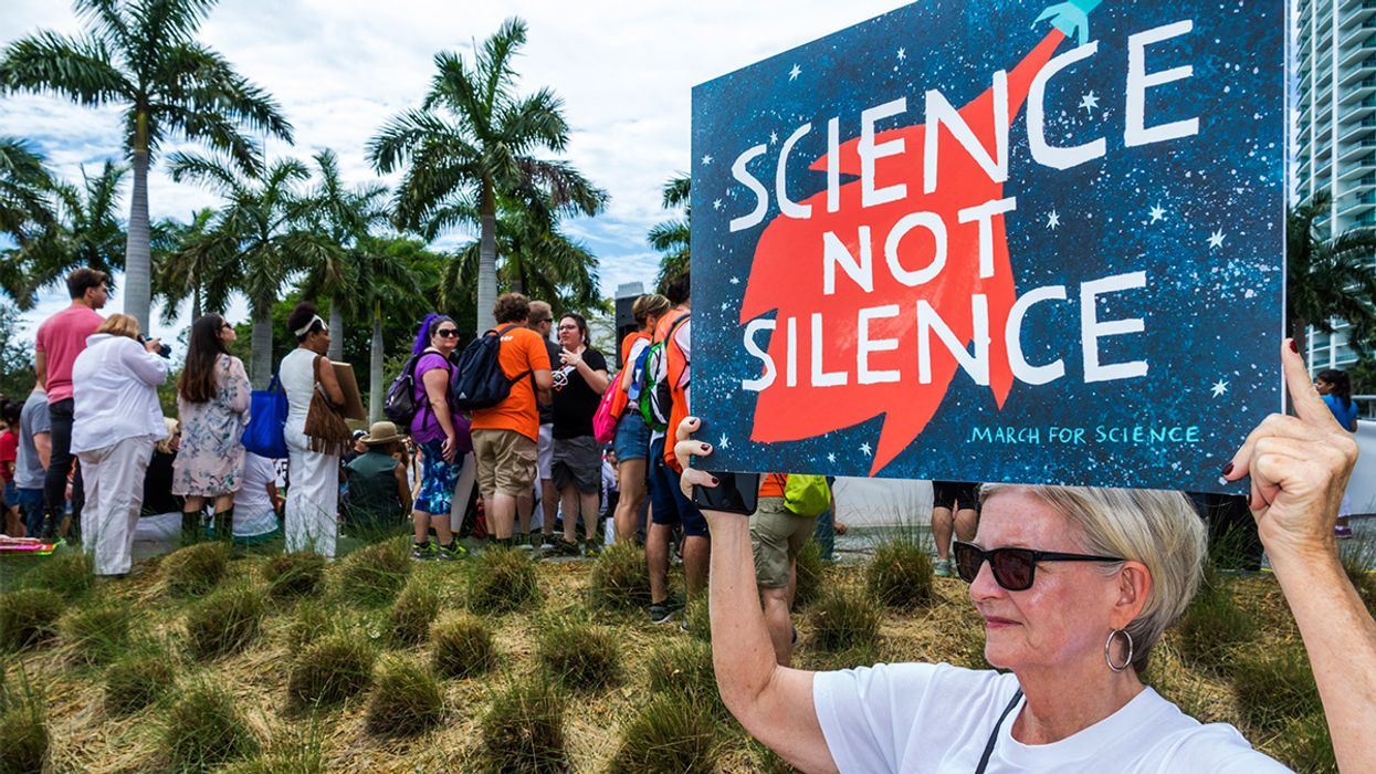 'Science Under Siege' From Trump Admin: New Report Warns We Have Reached 'Crisis Point'
